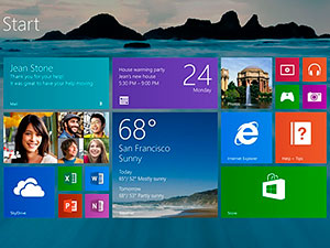 Aplicaciones en Windows8